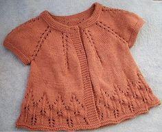 Jacket orange   Senpolia handmade