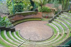 Small Outdoor Amphitheaters | Selasar Sunaryo Art Space – An Artsy Place to Hang Out in Bandung ...