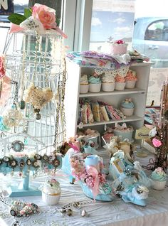 Party, Marie Antoinette, Shoes, Cakes, Cupcakes, Sweets