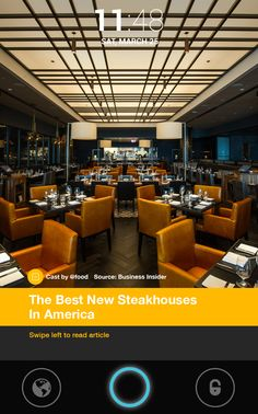 The Best Restaurants In 20 Big Cities Around The US http://www.businessinsider.com/zagat-lists-best-restaurants-in-big-cities-2013-12?op=1#ixzz2stOMYlWh Cast via Locket