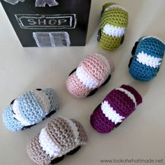Cars Crochet Pattern | lookatwhatimade                              …