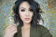 How I Style Short Hair | Messy Textured Waves