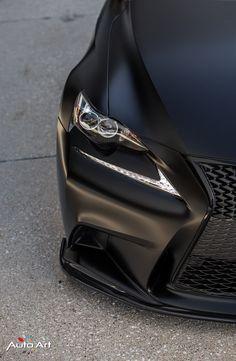 Lexus-IS350-fsport-vossen-vps305t-vossenwheels-matteblack-airforcesuspension-stillen - 19 SUPER NICE!!!
