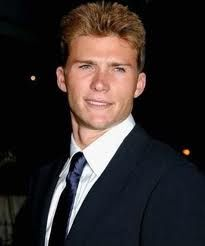 Scott Eastwood- he seriously favors his dad, Clint Eastwood, here