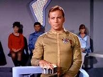 Star Trek - Court Martail of Capt. Kirk for Negligence in the Death of Lt. Commander Finney.