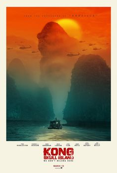 Click to View Extra Large Poster Image for Kong: Skull Island