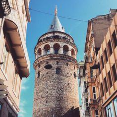📍Galata Tower  📍Istanbul | Turkey