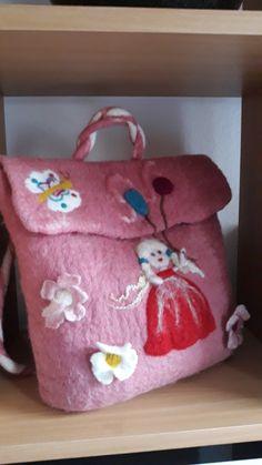 Felted Wool, Wool Felt, Bags, Handbags, Wool Felting, Taschen, Purse, Purses, Totes