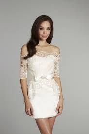 How do you feel about short wedding dresses? #wedding #bride #fashion #weddingdress #weddingfever