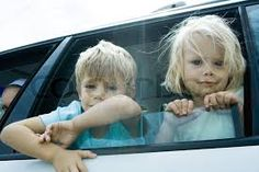 Image result for children getting out of car