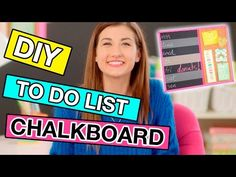 DIY Chalkboard Room Decor With MayBaby! | Revved Up Rooms Ep 2 - YouTube