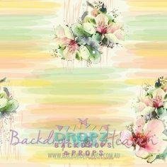 Springtime Bloom  #backdrop #backdrops #scenicbackdrop #scenicbackground #photobackdrop #vinylbackdrop #photographybackdrop #cakedrop #photography #dropz