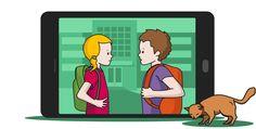 #Soyvisual utiliza láminas ilustradas y fotografías para estimular el lenguaje y ayudar a personas con necesidades en la comunicación