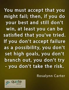 Failure Quotes, You Tried, You Must, Fails, Content, Make Mistakes