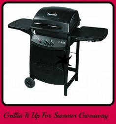 Grillin It Up For Summer Giveaway! - Sweet N Sour Deals