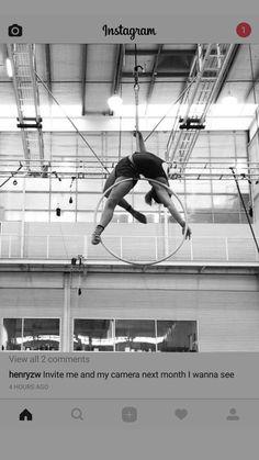 Aerial Acrobatics, Aerial Dance, Aerial Hoop, Aerial Arts, Aerial Silks, Pole Tricks, Dance Training, Handstands, Yoga For Flexibility