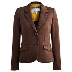 Buy Joules Henford Tweed Blazer Online at johnlewis.com