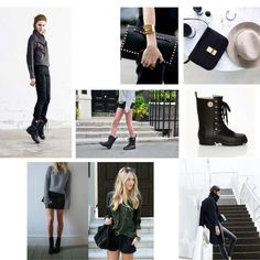 Style inspiration by Nokian Julia collection#rubber boots#nokian footwear#julia lundsten