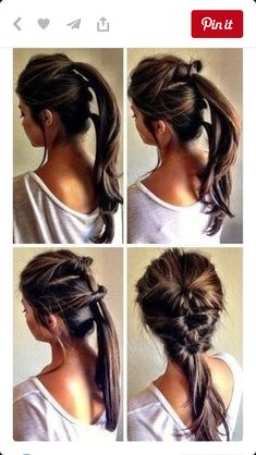 Perfect hair do for any day. It's truly easy!