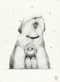 Sketchtober   014 by BladMoran