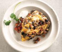 This is a no-fuss southwest dish that is easy to assemble - and your whole family will love it!