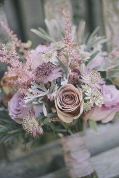 Dusty rose wedding bouquet wedding wedding flowers, lilac we Lilac Wedding Flowers, Dusky Pink Weddings, Dusty Rose Wedding, Rose Wedding Bouquet, Purple Wedding, Pink Flowers, Rose Bouquet, Fall Wedding, Wedding Reception