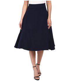 Unique Vintage Vivien Swing Skirt