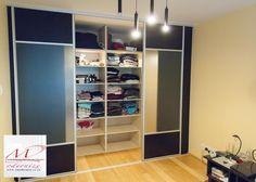 Bedroom cupboard sliding doors