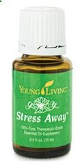 Who doesn't need stress away. Stress away is a lovely gentle blend that brings tranquility and peace to children and adults. Stress away relieves the nervous tension and stress that life brings our way from day to day. Stress away also reduces blood pressure, promotes relaxation, improves ones mental response and restores equilibrium. This is such a lovely oil and it also comes in a roll on as well. If you would like to purchase please contact me at mailto:trishthedi...