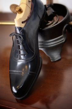 Il Quadrifoglio Just look at the stitching and detailing on the heel part