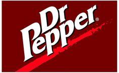 Dr pepper soda pop logo wall safe sticker border cut out Soda Brands, Wine Brands, Wall Safe, 11th Doctor, One Republic, Dr Pepper, Vinyl Banners, Bar Drinks, Beverages