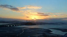 황금빛 태양이 넘어가는 아름다운 일몰명소, 인천 정서진   (사진_2015트래블로거 엘리스블루)