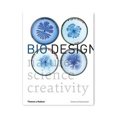 Bioluminescent algae, symbiotic aquariums, self-healing concrete, clavicle wind instruments and structures made from living trees – biology applied outside the lab has never been so intriguing, or so beautiful. Bio Design examines the thrilling advances in the field, showcasing some seventy projects (concepts, prototypes and completed designs) that cover a range of fields – from architecture and industrial design to fashion and medicine.