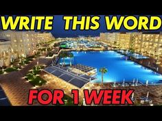 Abraham Hicks WRITE THIS WORD FOR 1 WEEK and FOCUS ON THE FEELING OF IT - YouTube