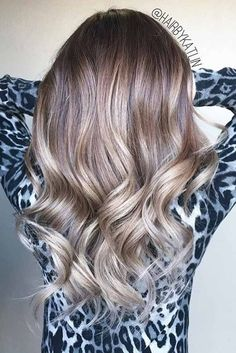 30 Great Highlighted Hair for Brunettes ❤ Cold Tones for Your Dark Hair picture3 ❤ See more: http://lovehairstyles.com/highlighted-hair-for-brunettes/Highlighted hair is really glamorous whether it is ombre, sombre, or balayage. We have collected ideas of brunette hair with highlights.
