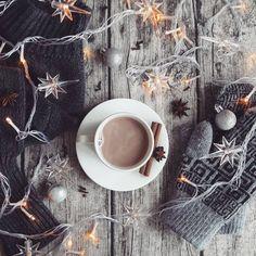 Зимняя раскладка - идея фото для инстаграм. Зима, уют, вдохновение #зима #фото
