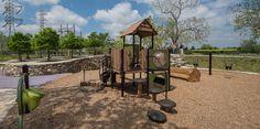 Riverstone Recreation Center - Nature-Inspired Playground Design
