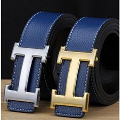 5102923dc6504 Blue Hermes reversible H Belt. DonnieBö Official · Men s Belts · Gucci Belt  Mens Gucci Belt