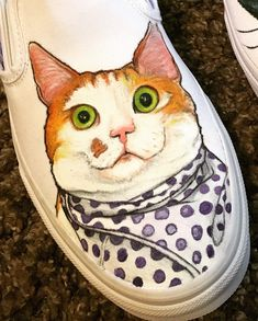 Excited to share the latest addition to my shop: Vans Custom Shoes Design Custom Vans Shoes, Hand Painted Shoes, On Shoes, Designer Shoes, Shoe Painting, Shop Vans, Trending Outfits, Unique Jewelry, Sick