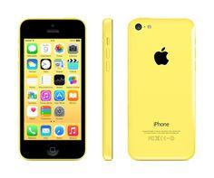 Iphone 5C 8Gb Amarillo
