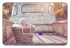 And our baby will have pictures with this future truck
