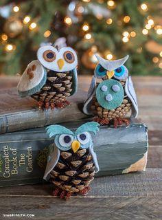 Creando con estas manos: Gnomo navideño,¡sacando el fieltro de nuevo!
