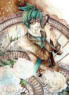 Hot Anime Illustrations by Nina Listyani | Cruzine
