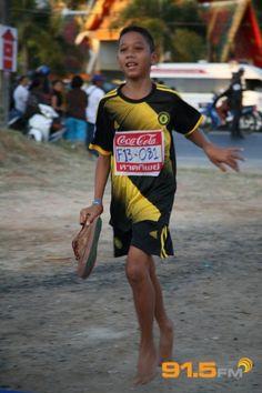 Chalong Phuket Mini Marathon (no shoes)