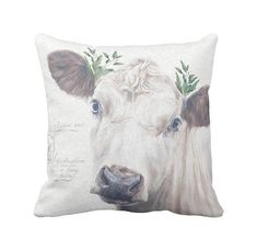 Dozili Fishing Decor Throw Pillow Cushion Cover Cute Hook Set Tool Equipment Hand Gathering Sports Hobby Nautical Theme Artwork Decorative Square Accent Pillow Case 18 X 18 Inches Gold Home Accessories, White Cow, Cow Art, Country Farmhouse Decor, Rustic Decor, Pillow Fabric, Decorating Blogs, Decorative Pillows, Pillow Covers