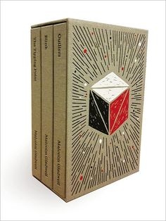 I know I already pinned Blink, but you really can't go wrong with #MalcolmGladwell. Outliers, The Tipping Point, and Blink are all the standalone titles. What the Dog Saw, a collection of works is also a good one.