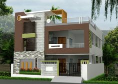 85 Best 40x60 Houses Images In 2019 Modern Houses House Elevation