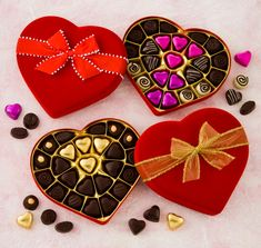 This is the ultimate list of dairy-free valentine chocolate. chocolatiers that cater to Valentine's Day - vegan, gluten-free, soy-free & nut-free too!