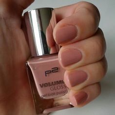 Nagellack p2 volume gloss gel look polish 150 cute girl