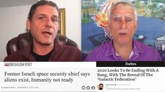 Israeli Ex-Mil Space Chief: US & ALIEN Galactic Federation Deal (Human E... Secret Space, Mars, Youtube, Universe, March, Cosmos, Youtubers, Space, Youtube Movies